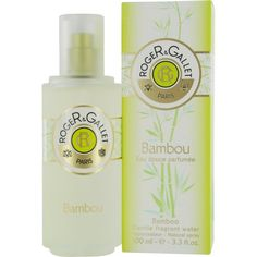 Roger  Gallet Bambou Fresh Fragrant Water Spray for Women, 3.3 Ounce $26.70