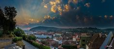 Sunrise in Sighisoara, Transylvania.  #Romania   #tours   #travel   #toursofromania   #fromromania   #Transylvania   #landscape   #landscapephotography   #travelphotography   #sunrise   #sunrisephotography