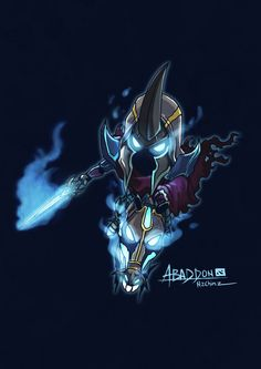 Abaddon Dota 2 by on DeviantArt Dota 2 Gameplay, Dota Game, Defense Of The Ancients, Dota 2 Wallpaper, Death Knight, Dragon Knight, Games Images, Game Concept Art, Fan Art