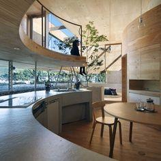 ¿has pensado en decorar tu cocina con madera #arce?