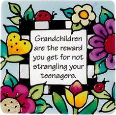 Humor grandchildren