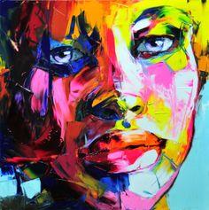 expressive portrait paintings - Google zoeken