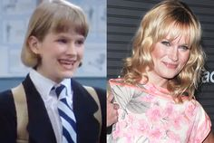 Nicholle Tom played Maggie Sheffield on The Nanny