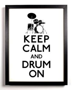 Drum on baby