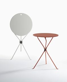 Cumano The Golden Compass, Small Tables, Steel Frame, Colours, Contemporary, Furniture, Home Decor, Small End Tables, Decoration Home
