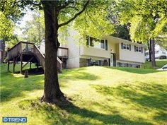 666 Barrington Road Collegeville PA- This home has a great yard and an open floor plan! Open Floor, Floor Plans, Yard, Flooring, Plants, Home, Patio, Ad Home, Wood Flooring