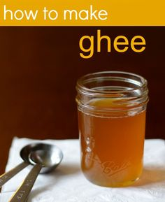 This tutorial about how to make ghee walks you through the easy steps to make this wonderful, allergy-friendly cooking oil with a high smoke point. Try this frugal recipe at home to save lots of money!