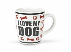 Adorable Coffee Mugs for any Dog Lover!  on sale @Coupaw