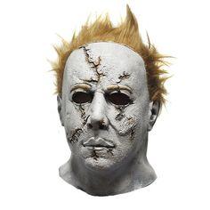 Michael Myers Latex Mask Halloween Accessory