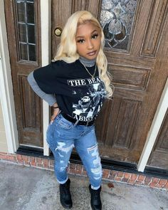 Feb 2020 - The Effective Pictures We Offer You About dope outfits with jeans A quality picture can tell you man Baddie Outfits For School, Casual Day Outfits, Cute Swag Outfits, Teenage Outfits, Teen Fashion Outfits, Dope Outfits, Everyday Outfits, College Outfits, Trendy Outfits
