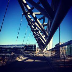 Bridge in Oslo