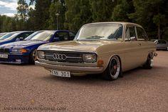 Audi #classic #stance