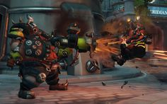 Overwatch fights toxic players muting them on Xbox Live - CTech Steampunk, Overwatch Wallpapers, New Video Games, Tim Beta, Xbox Live, Computer Repair, Game Reserve, Videos, Computers