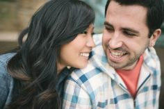 Julia & Jeff | Princeton Engagement Session by Ben Lau Photography