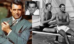 Hollywood legend Cary Grant was secretly gay and lived for a time with his lover, an Oscar-winning Australian costume designer, according to a new documentary. Cary Grant Randolph Scott, Gary Grant, Australian Costume, Wedding Dance Video, Becoming An American Citizen, Cute Gay Couples, Celebrity Names, Star Wars, Hollywood Star