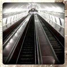 #prague #metro