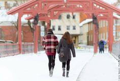 o by Aziz Nasuti on Street Photography, Winter Jackets, City, Outdoor, Fashion, Winter Coats, Outdoors, Moda, Winter Vest Outfits