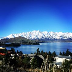 The Remarkables #NZ #snow #winter #theremarks