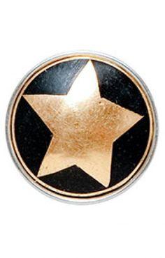 CHUNK 163 PENTAGRAM : het pentagram is èèn van 's werelds oudste symbolen, afKomstig van de oude Grieken. Het teken staat voor Innerlijke balans: Helder denken; fysiek sterk zijn en in contact staan met je gevoel