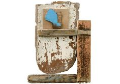 margaret mellis, through the window, 1990 Driftwood Sculpture, Driftwood Art, Sculpture Art, Wood Scraps, Assemblage Art, Minimalist Art, Woodcarving, Happenings, Artist Art
