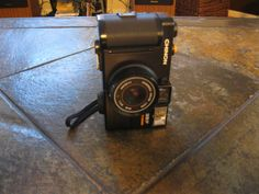 RARE 1978 CHINON 35F-M Flash/Motor 38mm 1:2.8 POINT & SHOOT CAMERA Tested -Works #Chinon
