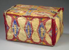 sioux parefleche | American Indian Art > .Plains > Parfleche