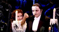 phantom of the opera funny gif - Google Search But really what was she expecting??