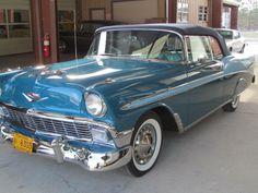 1956 Chevrolet Bel Air Convertible - Image 1 of 14