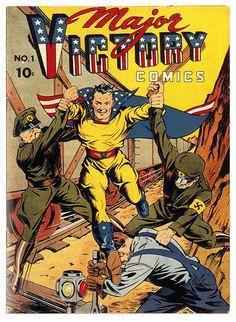 Major Victory Comics # 1 | Flickr - Photo Sharing!
