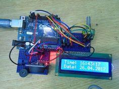 Alarm Clock Using Arduino
