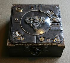 Caixa Steampunk
