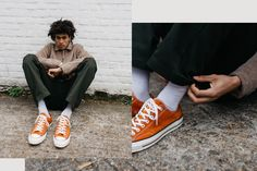 Young London talents Vicky Grout and Charlotte Graham-Moss put the Converse Chuck 70 suede collection into a London context in our latest editorial. Photography Lessons, Film Photography, Digital Photography, Street Photography, Fashion Photography, Vicky Grout, Youth Of Today, Urban Fashion, Style Fashion