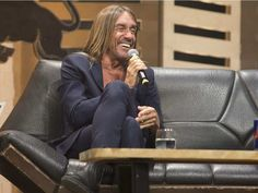 Iggy Pop 2016-09-26 The Stooges, Glorious Days, Iggy Pop, Music Icon, Detroit, Michigan, Legends, Fictional Characters, Music