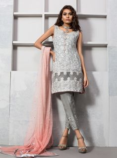 Zainab Chottani Casual Dresses 2016 #Zainab Chottani #New Collection #ZainabChottani