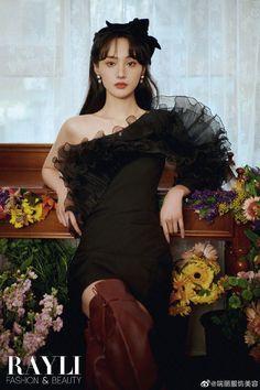 Korean Girl Photo, Alexandre Vauthier, Chinese Actress, China, Chinese Style, Chinese Fashion, Asian Woman, Girl Photos, Ulzzang