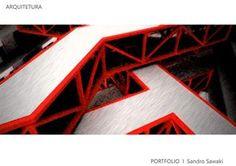 Portfolio Sandro Sawaki  Uma pequena apresentação dos trabalhos realizados no período acadêmico e profissional de Arquitetura.