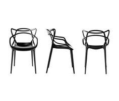 świetne krzesło, tylko czerń mat