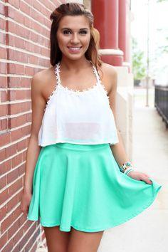 Tulip Twirl Skirt