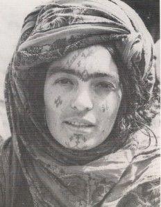 Amazigh Tatouage Berbère Tatouages Et Culture Kabyle picture