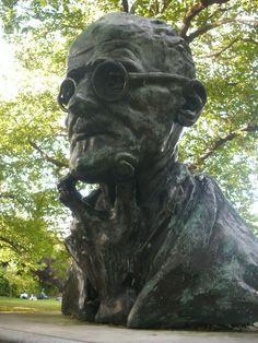 James Joyce, St Stephen's Green, Dublino