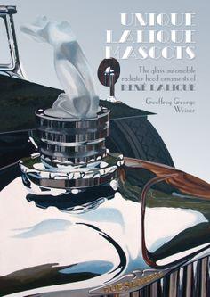Unique Lalique Mascots book cover