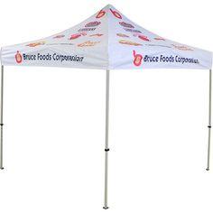 Bruce Foods Corporation 10x10 Marketing Tent