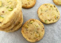 Galletas fáciles de pistachos y jengibre - Blog tienda decoración estilo nórdico - delikatissen