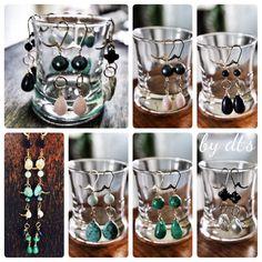Ecalinda's Earring Parade Collections, Mugs, Tableware, Earrings, Ear Rings, Dinnerware, Stud Earrings, Tumblers, Tablewares