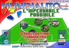 Sport Taranto. Al via il 32° Mundialito Escuela