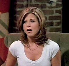 My mom wanted her hair to look like this. Jenifer Aniston: Friends