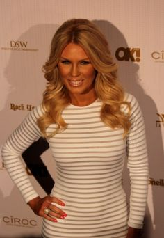Gretchen Rossi – OK! Magazine's Pre-Oscars Party | Allie is Wired