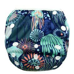Deep in Ocean Swim Diaper, 20% discount @ PatPat Mom Baby Shopping App