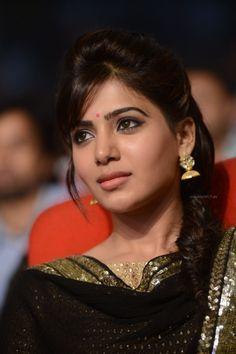 Samantha Ruth Prabhu At Attarintiki Daredi Movie Music Launch (10) at Samantha At Attarintiki Daredi Songs Launch  #AttarintikiDaredi #SamanthaRuthPrabhu
