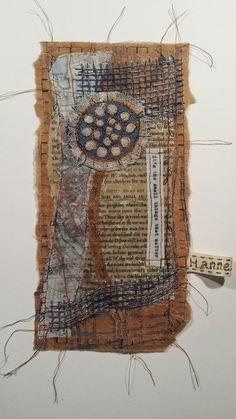 Anne Brooke Textile Artist